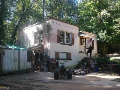 Atlanta Single Family Home New: 4024 Blanton Ave
