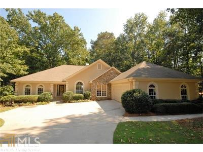 Roswell Single Family Home New: 555 Terrace Oaks Dr