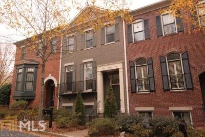 Roswell Rental For Rent: 145 West Ridge Way