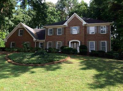Single Family Home For Sale: 3834 High Shoals