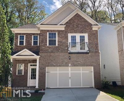 Dekalb County Single Family Home For Sale: 1098 Central Park Rd