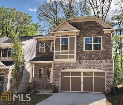 Dekalb County Single Family Home For Sale: 1102 Central Park Rd