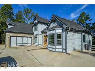 Cumming, Gainesville, Buford Single Family Home For Sale: 3187 Gulls Whart Dr