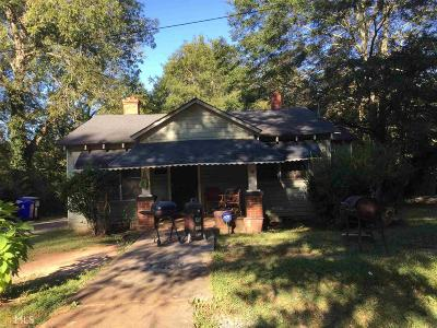Coweta County Single Family Home For Sale: 23 Hardaway St