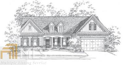 Canton Single Family Home New: 120 Laurel Overlook #4130