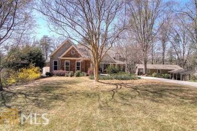 Cumming, Gainesville, Buford Single Family Home For Sale: 4170 Merritt Dr