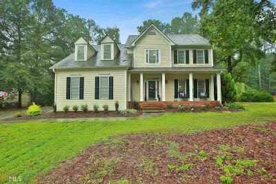 Peachtree City Single Family Home New: 422 Holly Grove Church Rd