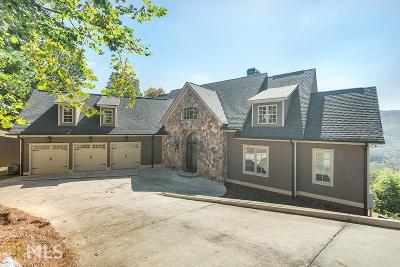Sautee Nacoochee Single Family Home For Sale: 826 Starlight Dr