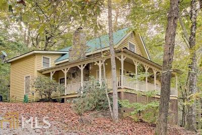 Rabun County Single Family Home For Sale: 4156 Blalock Goldmine Rd