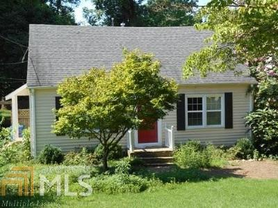 Brookhaven Single Family Home New: 1819 Tobey Rd