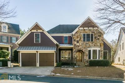 Roswell Single Family Home New: 110 Centennial Trce