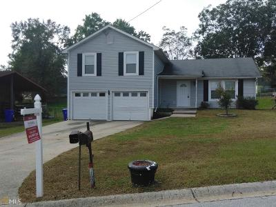 Conyers Single Family Home Under Contract: 1733 SW Overlook