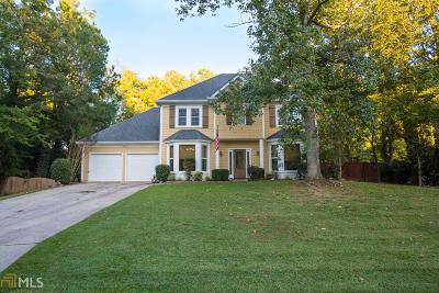 Suwanee Single Family Home New: 4765 Settles Point Rd