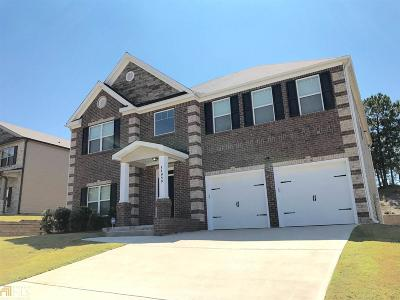 Clayton County Single Family Home New: 11059 Genova
