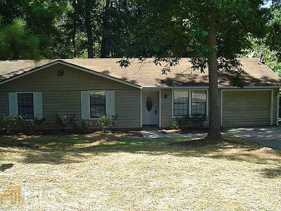 Lilburn Single Family Home New: 5257 Jay Way