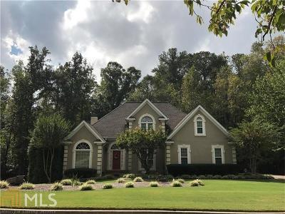 Roswell Single Family Home New: 525 Huntwick Pl