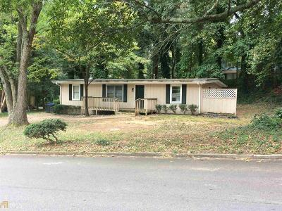 Roswell Single Family Home For Sale: 111 Prospect St