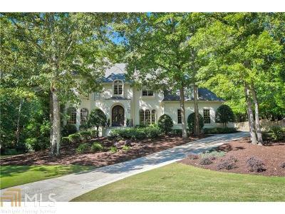 Alpharetta Single Family Home For Sale: 1040 Rockingham St