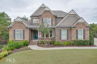 Flowery Branch Single Family Home New: 7365 Lazy Hammock Way