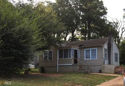 Sylvan Hills Single Family Home For Sale: 974 Estes Dr