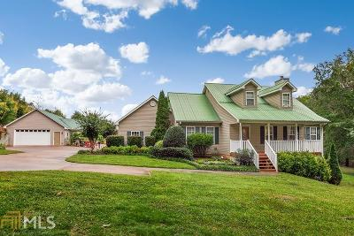 Single Family Home New: 4336 Wofford Rd