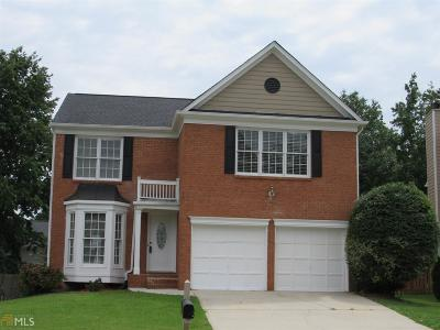 Johns Creek Single Family Home New: 3465 Patterstone Dr #1/3