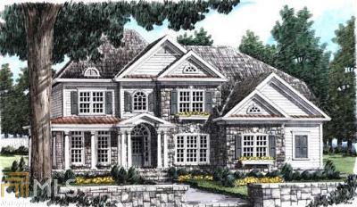 Sandy Springs Single Family Home For Sale: 7455 Crompton