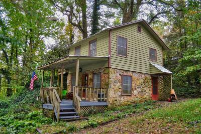 Rabun County Single Family Home For Sale: 155 Barnyard Ln