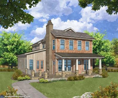 Norcross Single Family Home For Sale: 5640 Vineyard Park Trl #30