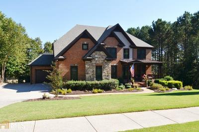 Acworth Single Family Home For Sale: 190 Terrace View Dr