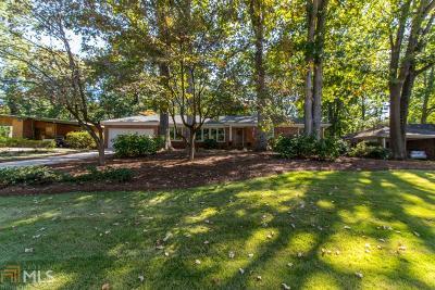 Decatur Single Family Home New: 1143 Vistavia Cir