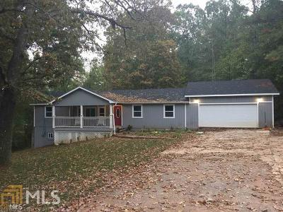 Conyers Single Family Home New: 3074 Hurst Rd