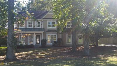 Fayette County Single Family Home New: 110 Galway Bend