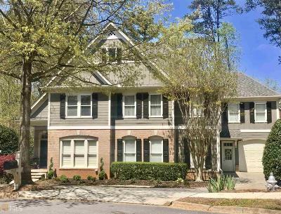 Suwanee Single Family Home New: 4563 Allen Park Path