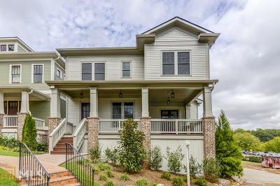 Grant Park Single Family Home For Sale: 789 Cherokee Ave