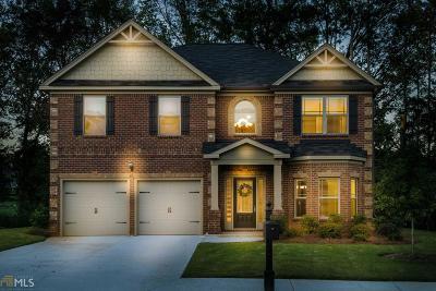 Covington Single Family Home New: 9201 Plantation