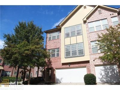 Brookhaven Condo/Townhouse New: 3671 Ashford Creek Vw