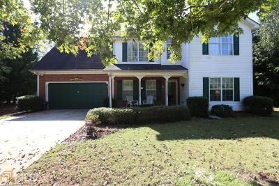 Covington Single Family Home New: 80 Avery Dr
