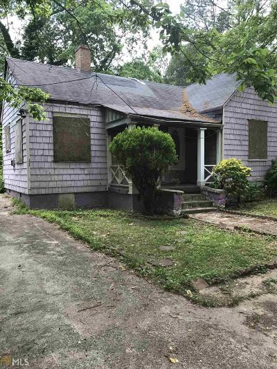 Grove Park Single Family Home Under Contract: 1962 NW Markone St