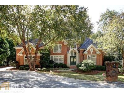 Marietta Single Family Home For Sale: 453 Brushstroke Ct