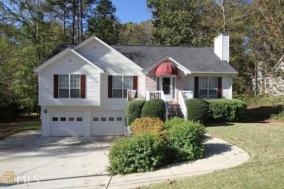 Flowery Branch Single Family Home Back On Market: 7273 Coral Lake Dr