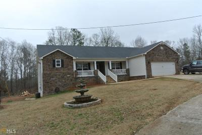 Covington Single Family Home New: 17053 Highway 36