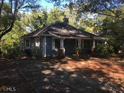 Roswell Single Family Home New: 170 Sloan St
