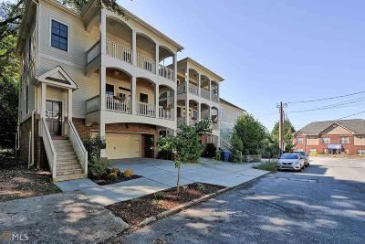 Atlanta Single Family Home New: 739 St Charles Ave