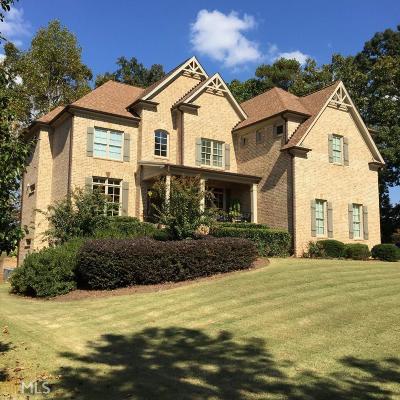 Cumming Single Family Home New: 5685 Hendrix Rd