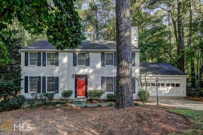 Roswell Single Family Home New: 515 Sailwind Dr