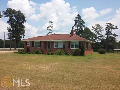 Barnesville Single Family Home For Sale: 944 Highway 36 W