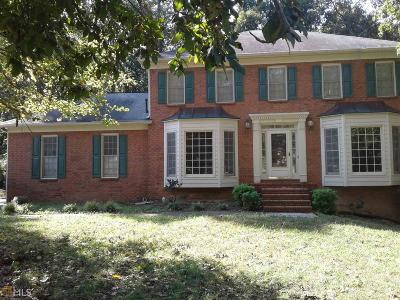 Clayton County Single Family Home New: 2412 Creekside Trce #1