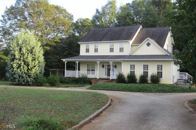 Henry County Single Family Home New: 860 Sowell Rd