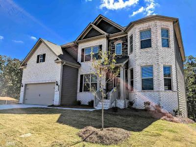 Single Family Home New: 3827 Circle